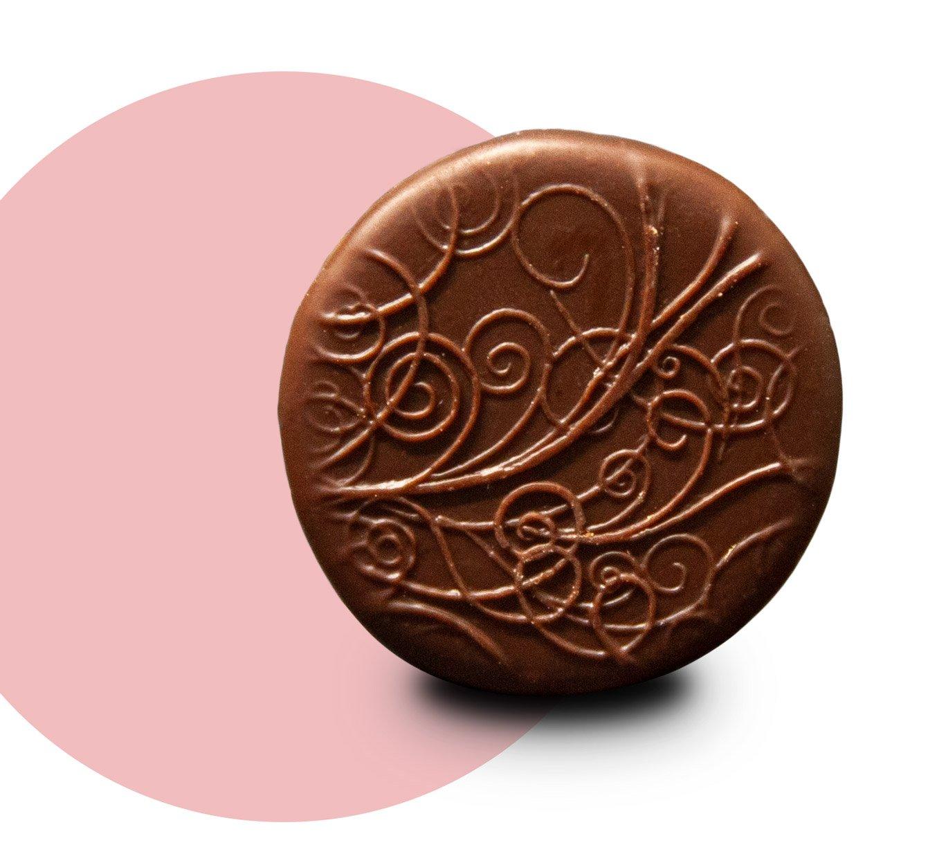 cioccolateria cioccolatino decorazione