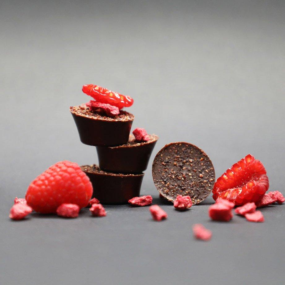 cioccolateria cioccolatini more frutti bosco