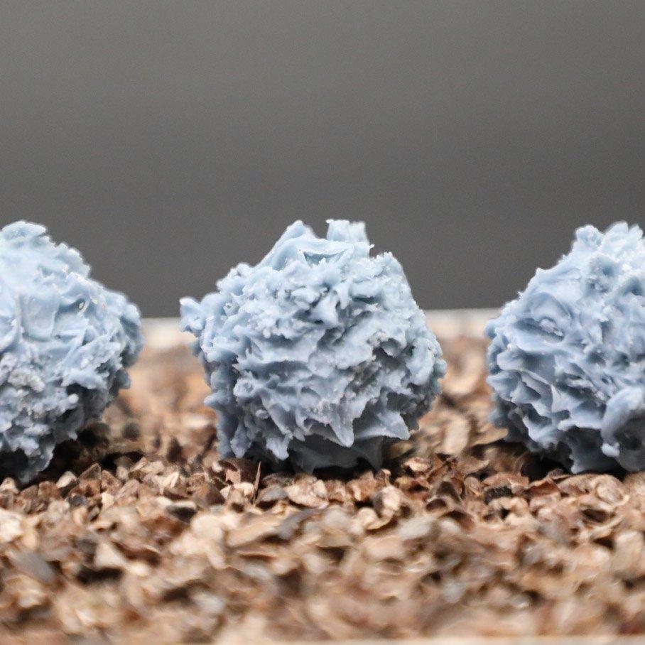 cioccolateria cioccolatino blu